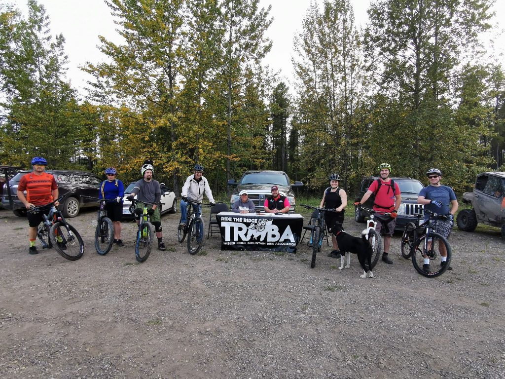TRMBA First Ride